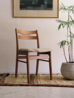 Pair of Vintage Dining Chairs from Denmark