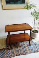 Rosewood Wagon/Cart/Trolley by Poul Hundevad
