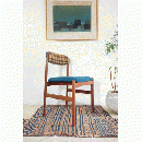 Sold Dining Chair / Wool Fabric
