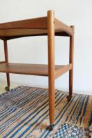 Sold/Teak Trolley