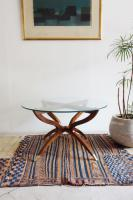 Sold/Glass Top Table