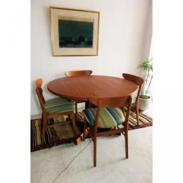 Sold/Round Dining Table